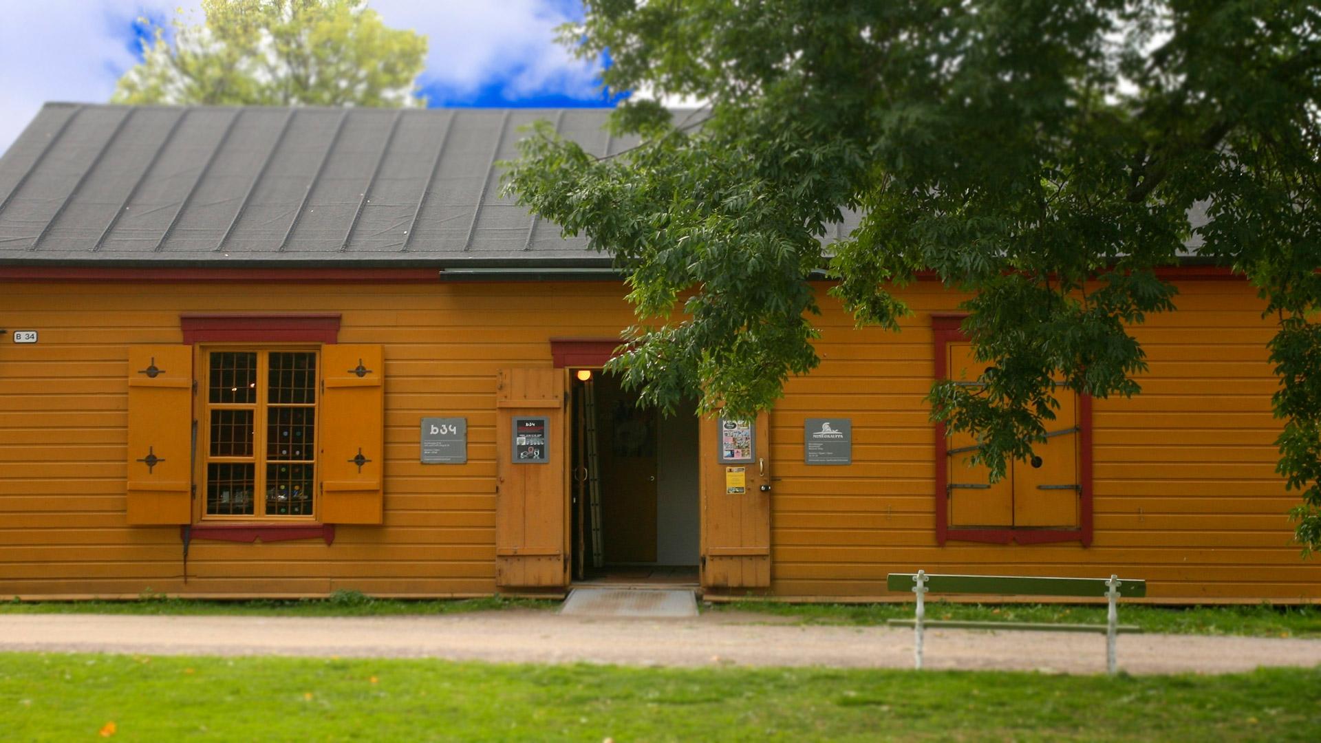 Suomenlinnan museokauppa