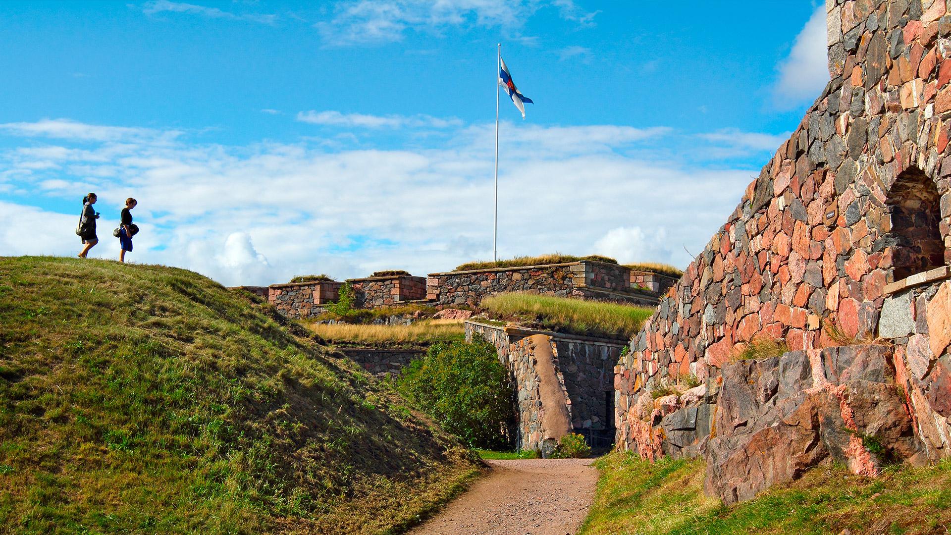Suomenlinna Unesco kohde