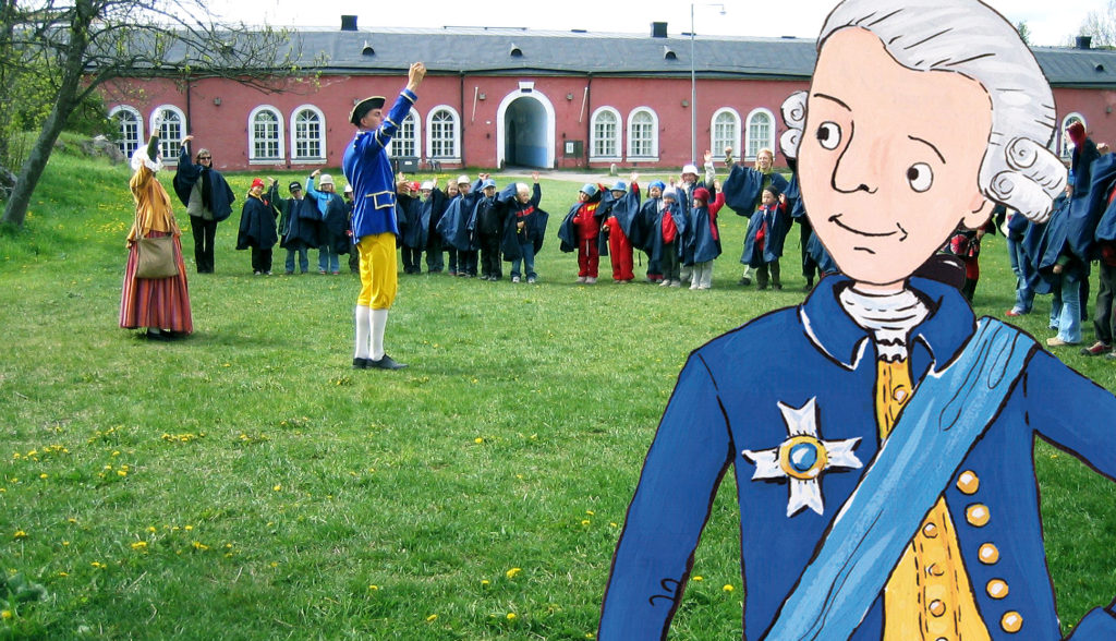 suomenlinnan-lasten-seikkailukierros-historiikki-kuningas
