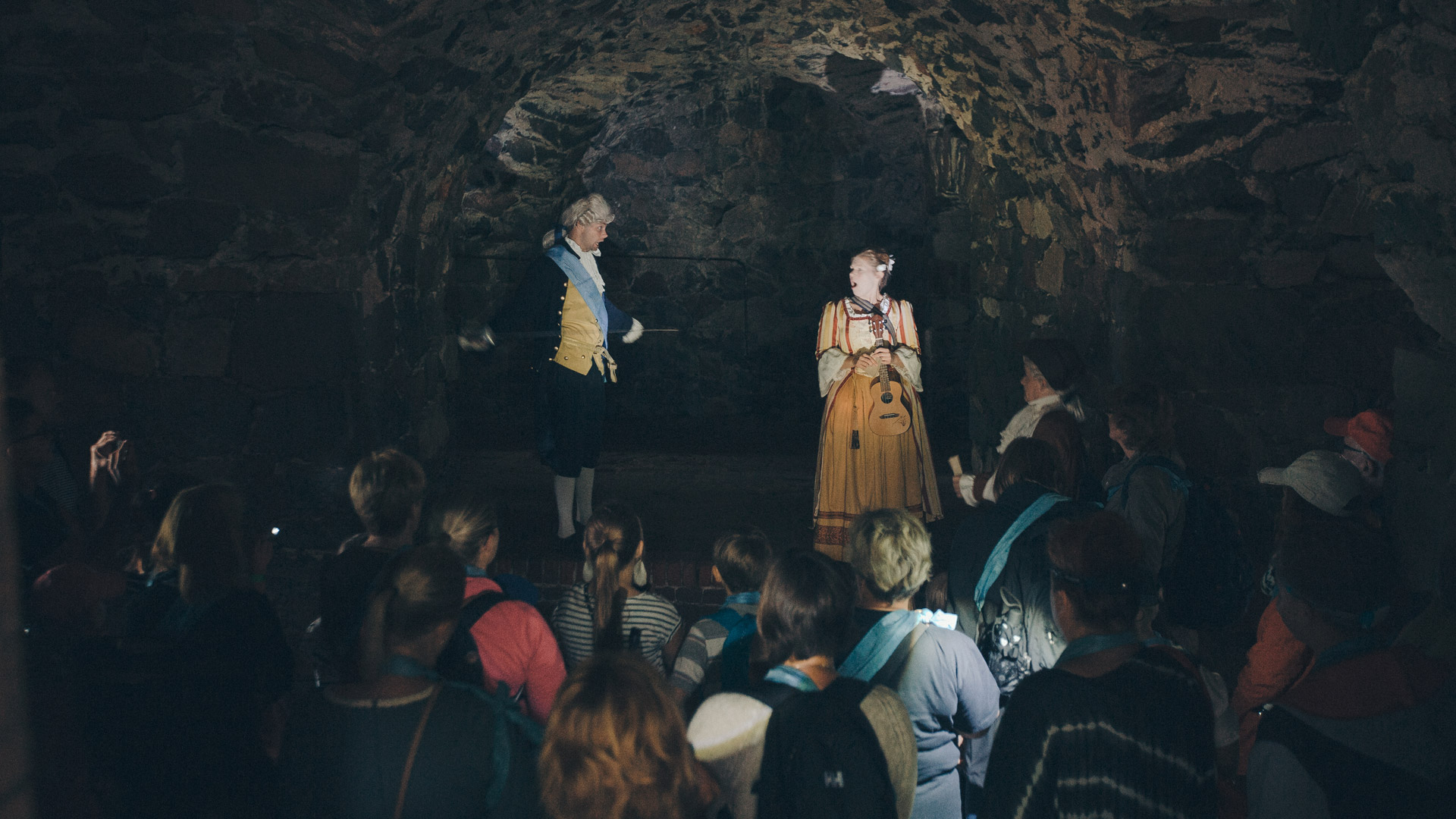 Suomenlinna ohjelmaa lapsille