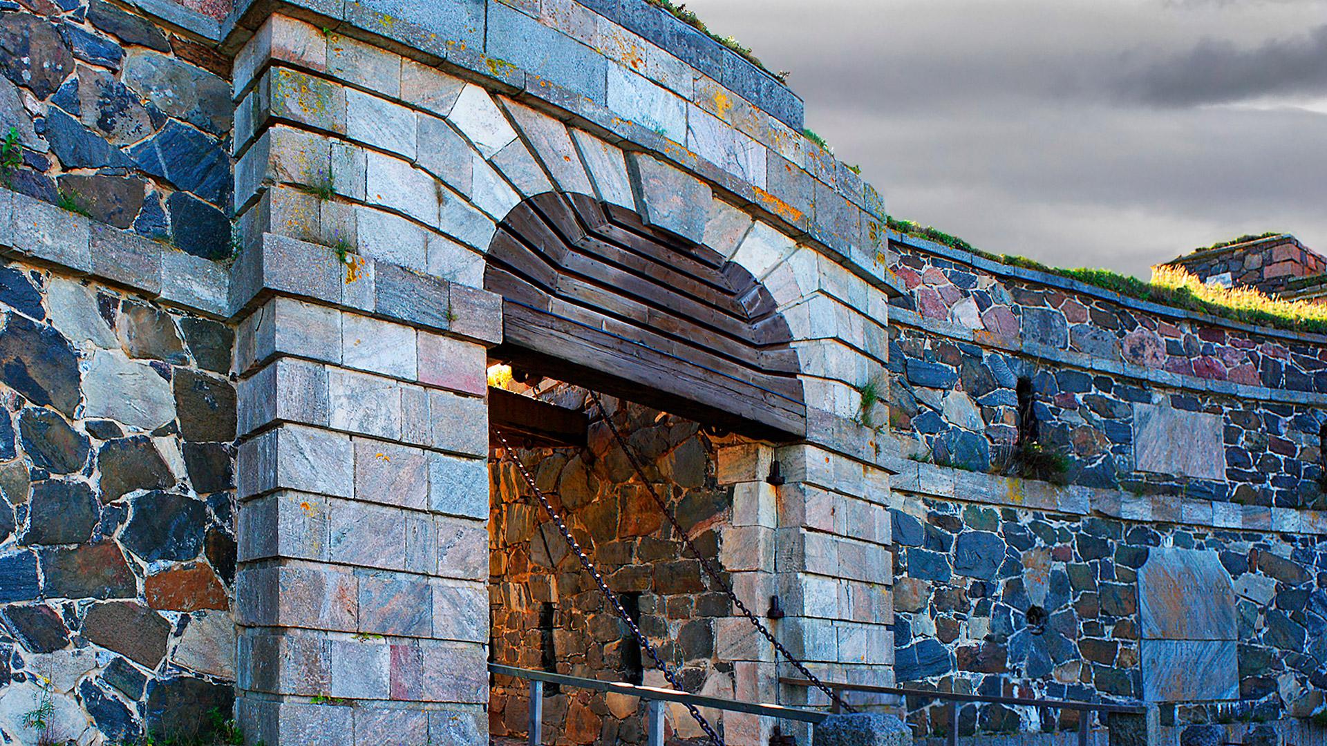 Suomenlinnan arkkitehtuuri