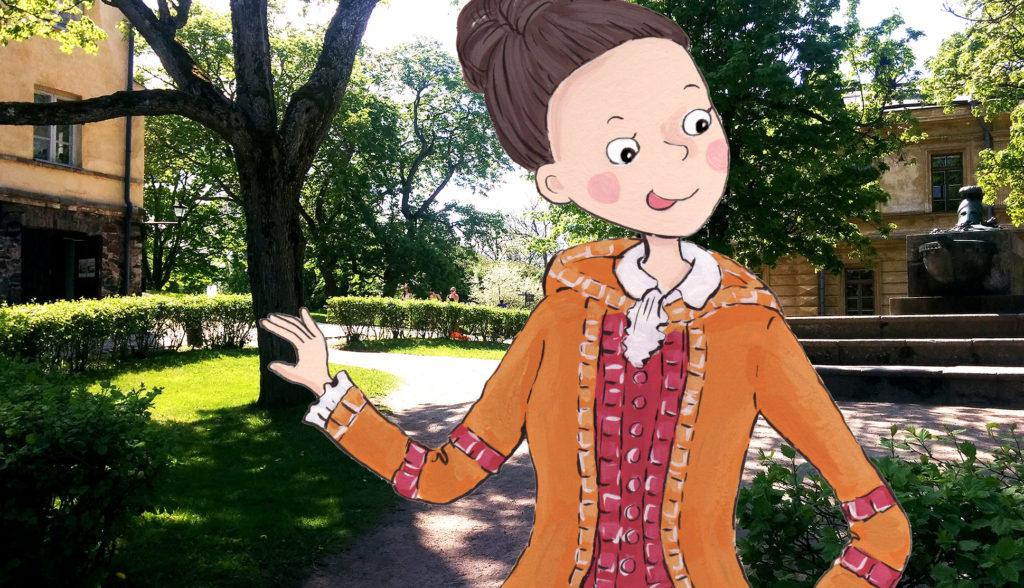 Экскурсия для детей по Свеаборгу