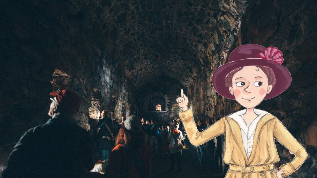 Экскурсия Пушки и туннели Свеаборга